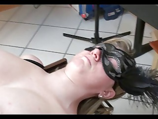 breasty d like to fuck screwed by machine and