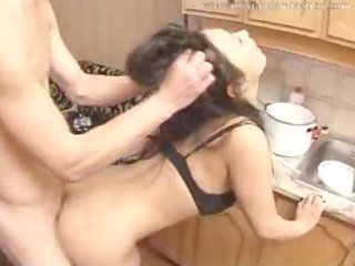 oriental wife punished