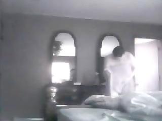 mom after shower