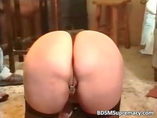 bulky older whore can bdsm games as she part2