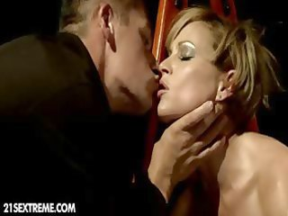milf receives dominated by younger paramour