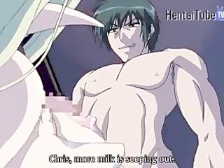 aged manga elf screwed