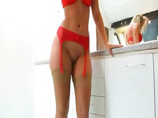 my wife in bath masturbate