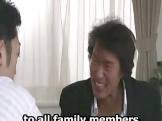 japanese cuckold spouse and his wife english