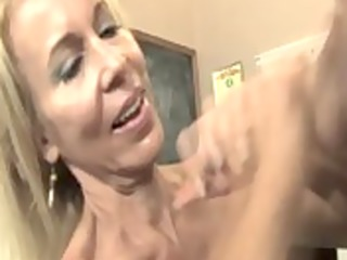 sexy aged teacher craves her most excellent