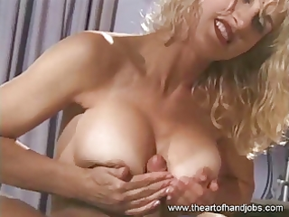 hottest milf did an erotic cook jerking