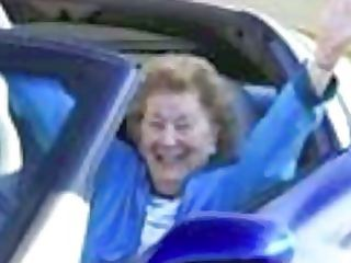 drivers seat perverse olde perverted grannies by