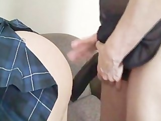 1 lesbo grannies and the big black sex-toy 9 -