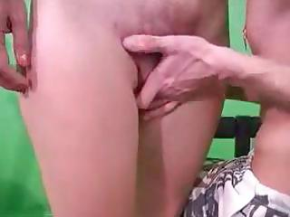 short-haired russian blond d like to fuck does a
