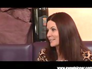 hot milf drilled by a youthful guy with big