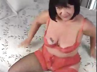 bulky brunette hair mamma acquires drilled from