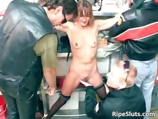 hawt and excited aged wench receives wet part7