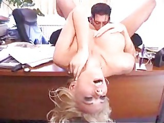 screwing golden-haired mother i secretaries in
