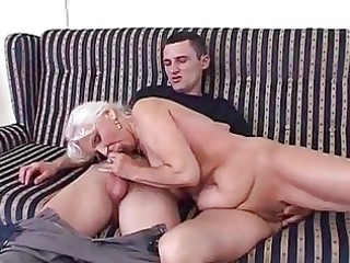 piss granny in satin void urine and fuck
