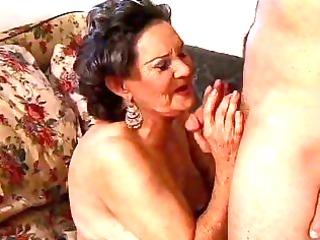 dark brown granny craves bushy natural orgasms