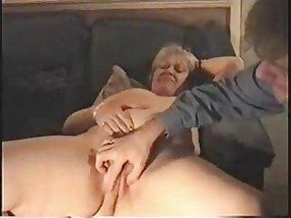 mature british older