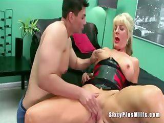 indecent granny bitch stella