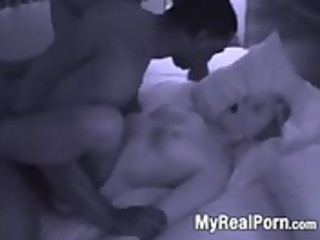 golden-haired wife team fuck