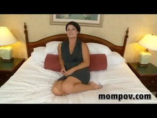sexy milf gets fucked in hotel