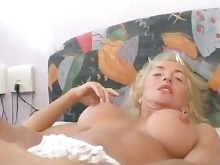 mature german golden-haired craves to make a porn