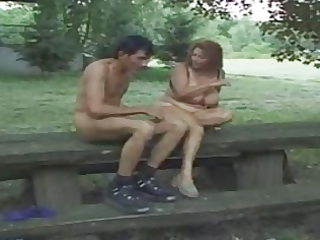 large pantoons hairy aged acquires fucked outdoor