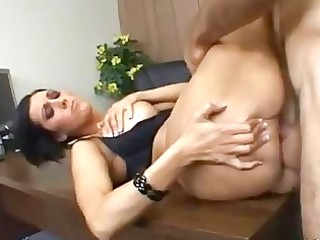 soaked milf dylan ryder receives a warm glob of