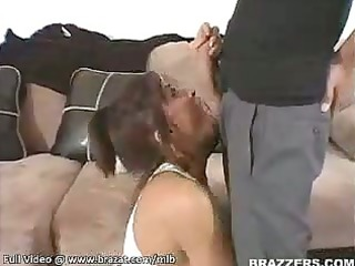 mother i spots big jock in her kitchen and fucks